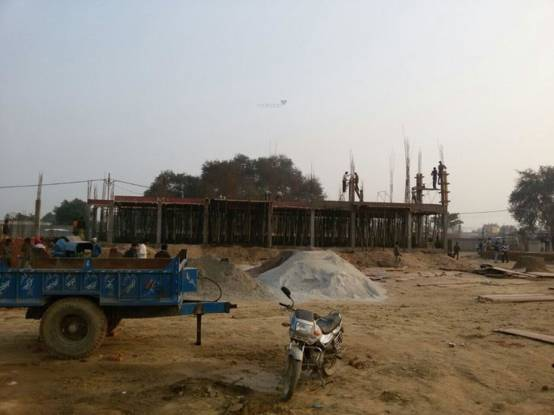 Renowned Lotus Villas Construction Status