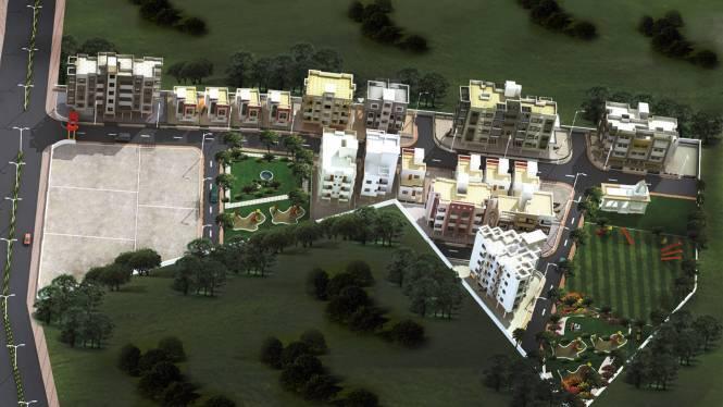 Vidarbha Hingna City Elevation
