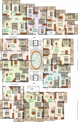 Dhanush Royals Cluster Plan
