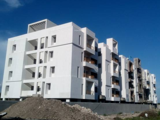 Vishwasri Oak Park Construction Status
