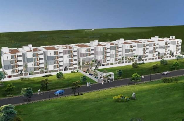 Vishwasri Oak Park Elevation