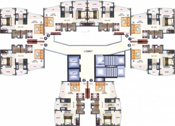 JSB Nakshatra Primus Cluster Plan