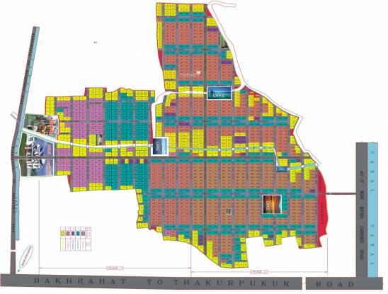 Naskar Green Town Site Plan