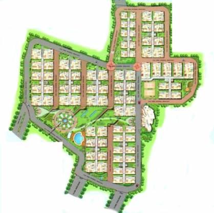 Lakshmi Arcade Spoorthy Site Plan