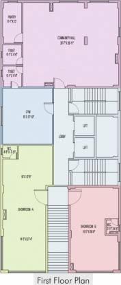Unimark Sikha Tuku Cluster Plan