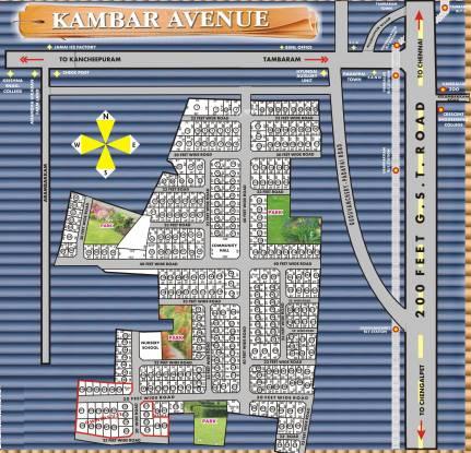 ABI Kambar Avenue Layout Plan