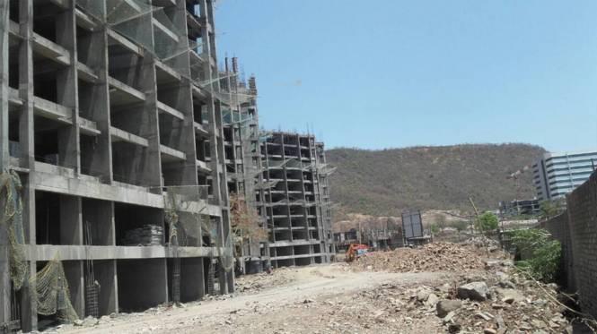 Rama Melange Residences Construction Status