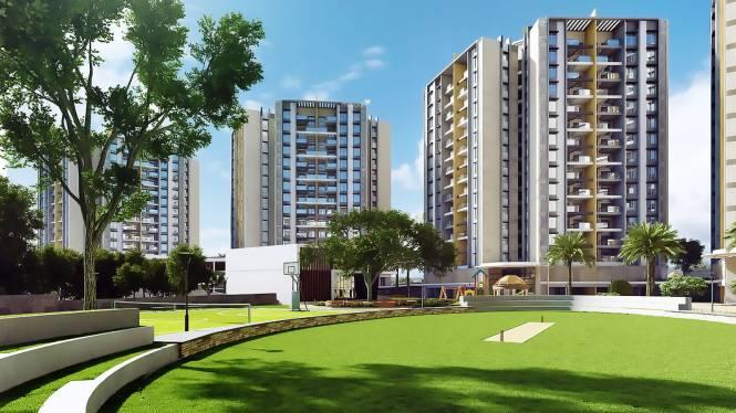 Rama Melange Residences Elevation