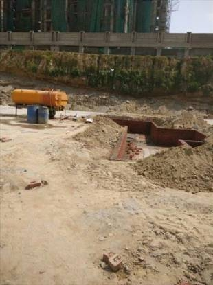 Sikka Kimaantra Greens Apartment Construction Status