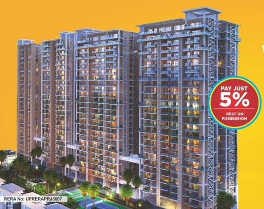 Sikka Kimaantra Greens Apartment Elevation
