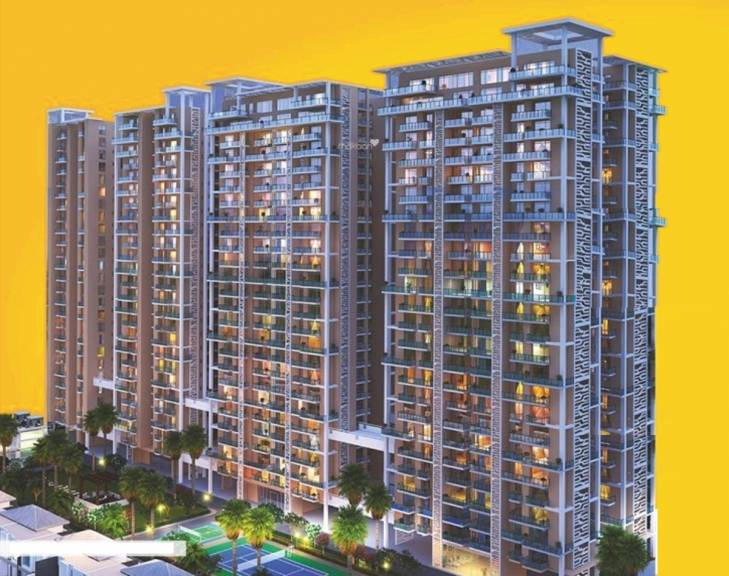 Sikka Kimaantra Greens Apartment Elevation