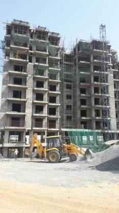 Ashiana Mulberry Construction Status