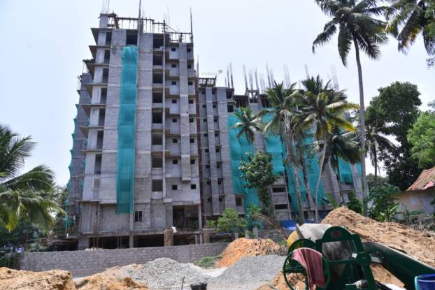Sun Elecasa Construction Status