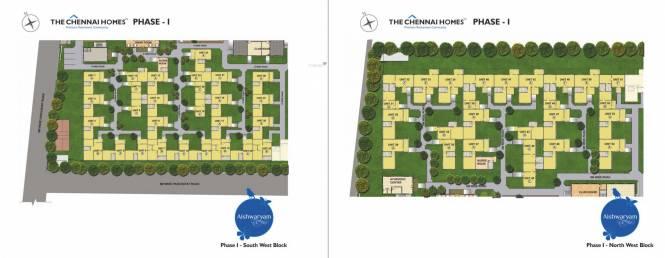 Chennai Aishwaryam Layout Plan