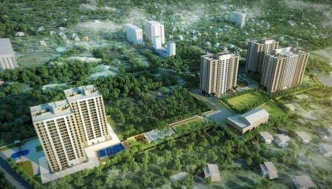 Sobha The Park And The Plaza Elevation