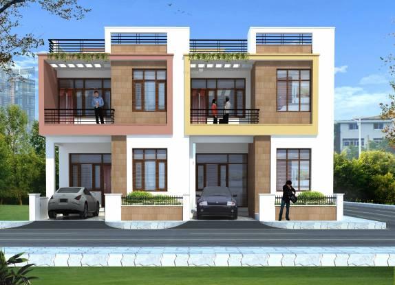Unnati Villas Elevation