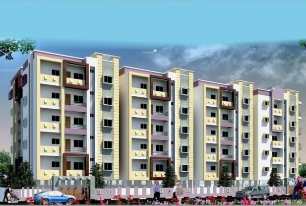 Prakruthi Enclave Elevation