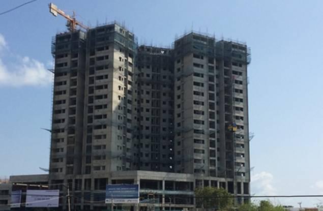Godrej Azure Construction Status