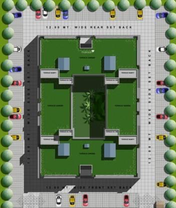 Prem Vihaan Heights Site Plan