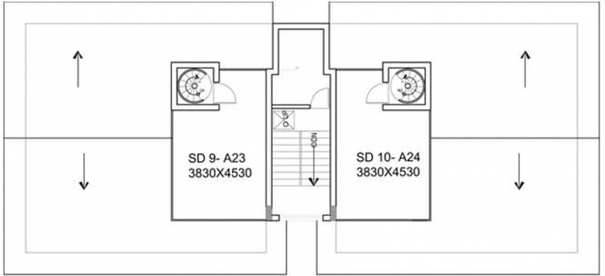 Acron Candolim Parklands Cluster Plan