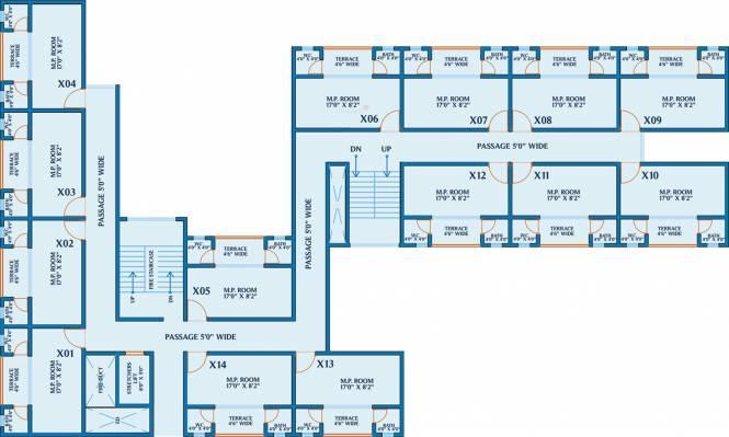 Sheltrex Nano Housing Cluster Plan