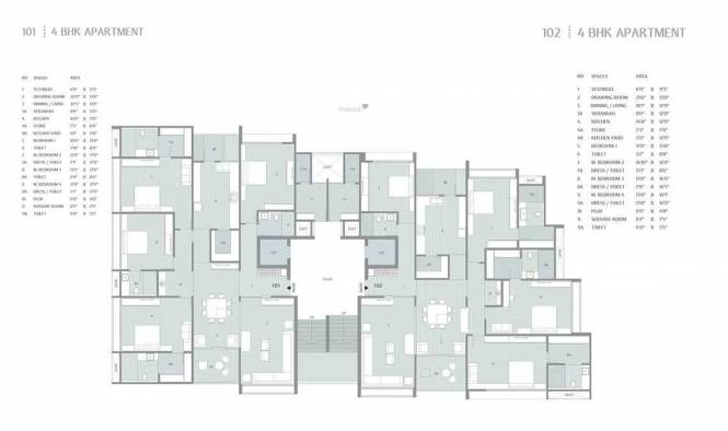 Shivalik Paradise Cluster Plan