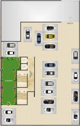 Dweepmala Prathamesh Home Cluster Plan