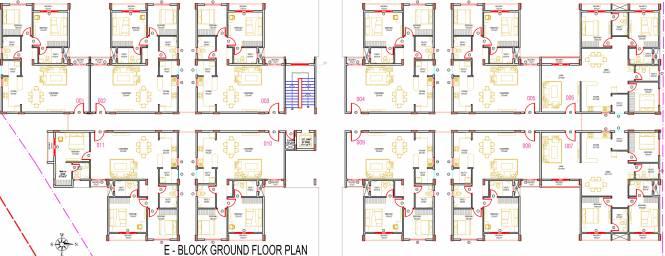 NR Windgates Cluster Plan
