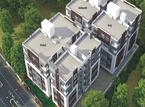Shreedhar Madhuvan Residency Elevation