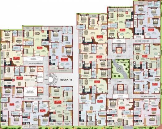 i1 SLR Comforts Cluster Plan