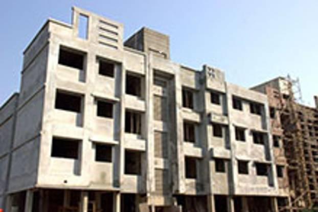 HGL Nand Dham Complex Construction Status