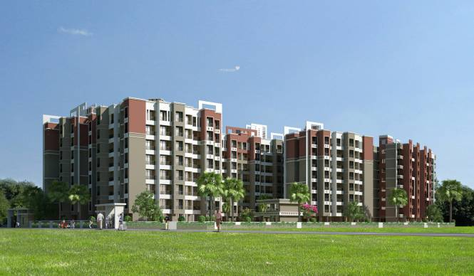 Deepali Heramb Park Elevation