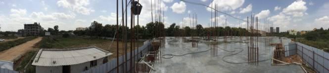 SNR White Petals Construction Status