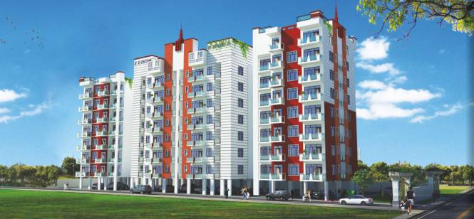 Fairdeal Indraprastha Residency Elevation