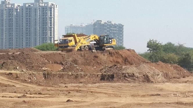 Purva Silversands Construction Status