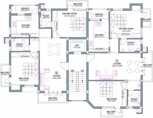 Firm Viswas Cluster Plan