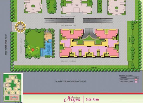 Saviour Myra Site Plan