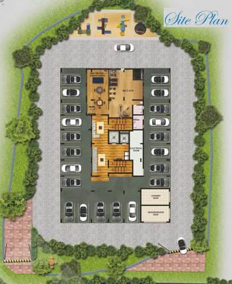 Nirmaan Evanna Homes Cluster Plan