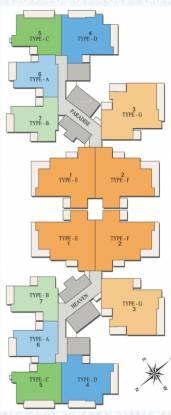 Ruchira The Sapphire Cluster Plan