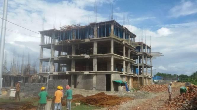 PS Majhergaon Construction Status
