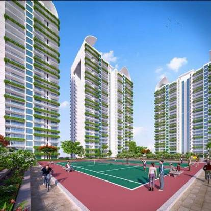 The Antriksh Urban Greek Amenities
