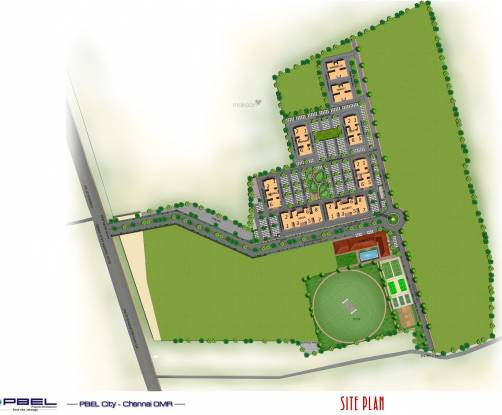 PBEL Avalon Site Plan