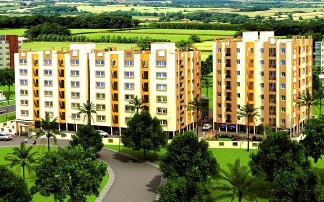 Prabhujee Enclave Elevation