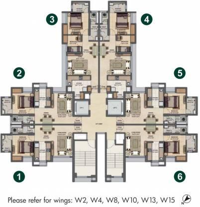 Lodha Codename Crown Jewel Cluster Plan