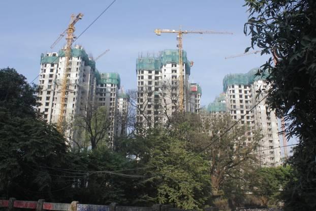 Lodha Codename Crown Jewel Construction Status