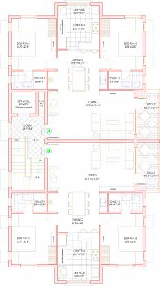 Arham Mahadev Cluster Plan