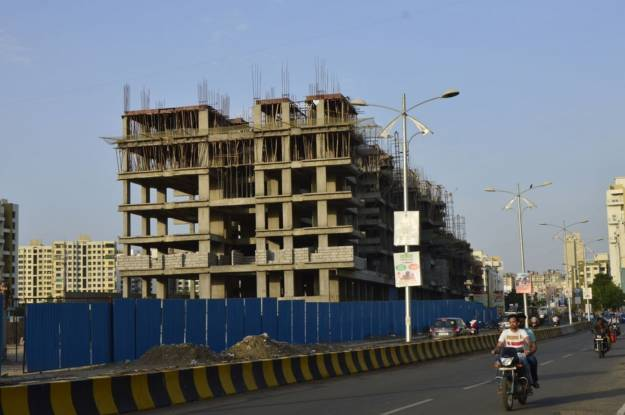 RR Riddhi Siddhi Heights Construction Status
