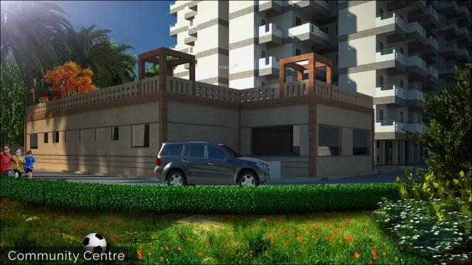 Pareena Laxmi Apartments Amenities