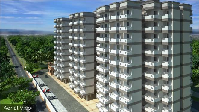 Pareena Laxmi Apartments Elevation