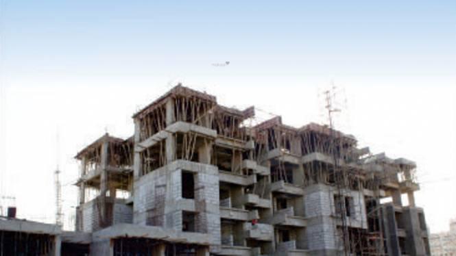 Goel Ganga Fernhill Phase I Construction Status